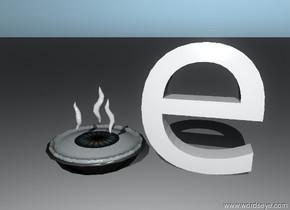 e to the eye pie