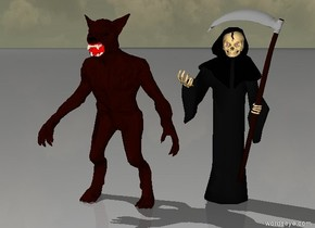 Satan kills God