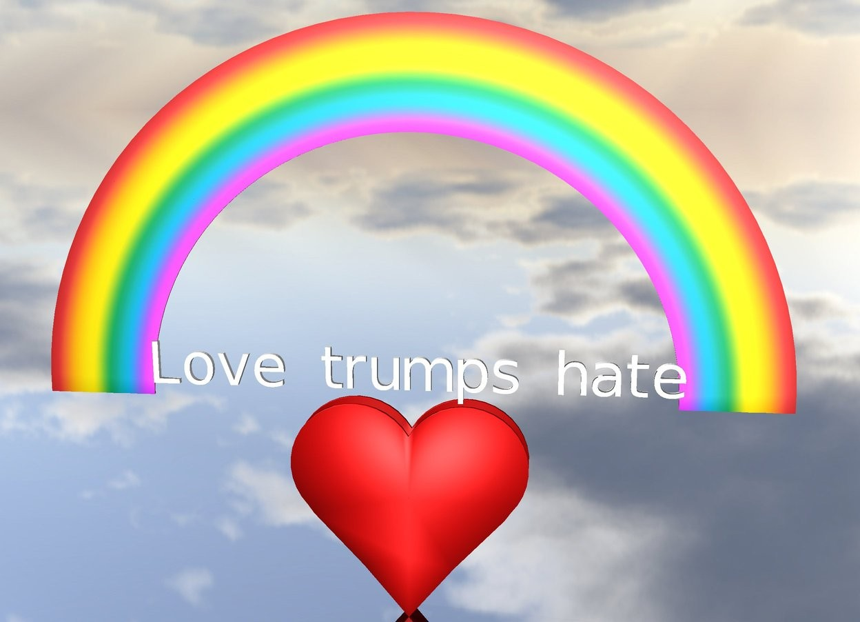 Image result for love trumps hate