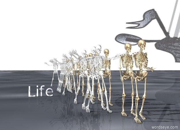 Input text: A skeleton. Next to the skeleton is a skeleton. Next to the skeleton is a skeleton. Next to the skeleton is a skeleton. Next to the skeleton is a skeleton. Next to the skeleton is a skeleton. Next to the skeleton is a skeleton. Next to the skeleton is a skeleton. Next to the skeleton is a skeleton. Next to the skeleton is a skeleton. Next to the skeleton is a skeleton. Next to the skeleton is a skeleton. Next to the skeleton is a skeleton. Next to the skeleton is a skeleton. Next to the skeleton is a skeleton. Next to the skeleton is a skeleton. Next to the skeleton is a skeleton. Next to the skeleton is a skeleton. Next to the skeleton is a skeleton. Next to the skeleton is a skeleton. Sky is skeleton. Ground is skeleton. Life is skeleton.