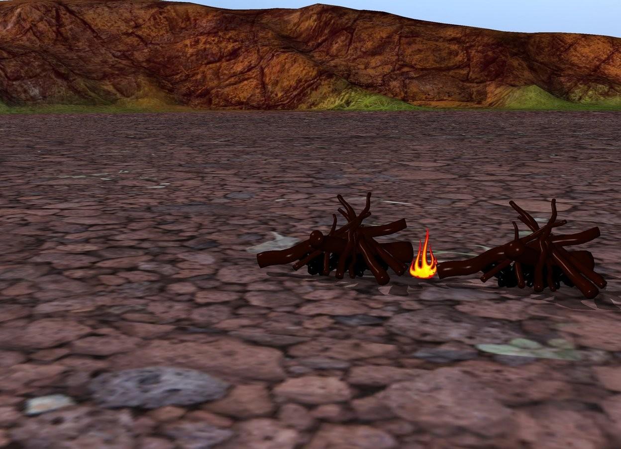 Input text: fire. 2nd fire. 3rd fire.