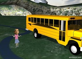 obama is 2 meters from the bus