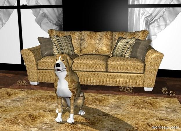Phenomenal Dog Hair Everywhere Time To Vacuum By Nheiges On Wordseye Short Links Chair Design For Home Short Linksinfo