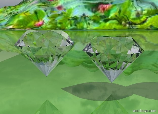 Input text:  [Lotos] diamonds valley