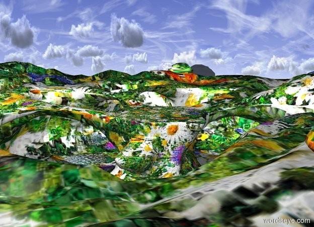 Input text:  [Gemstone-1] valley