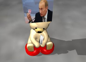 [putinflowe] on bear