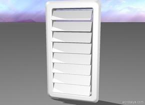 an air vent.