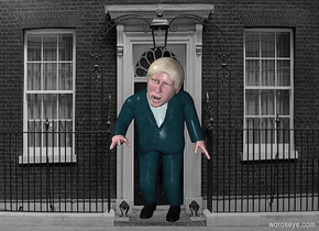 a [ds] backdrop.a 60 inch tall boris.