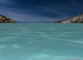 Theresia an secret in sea